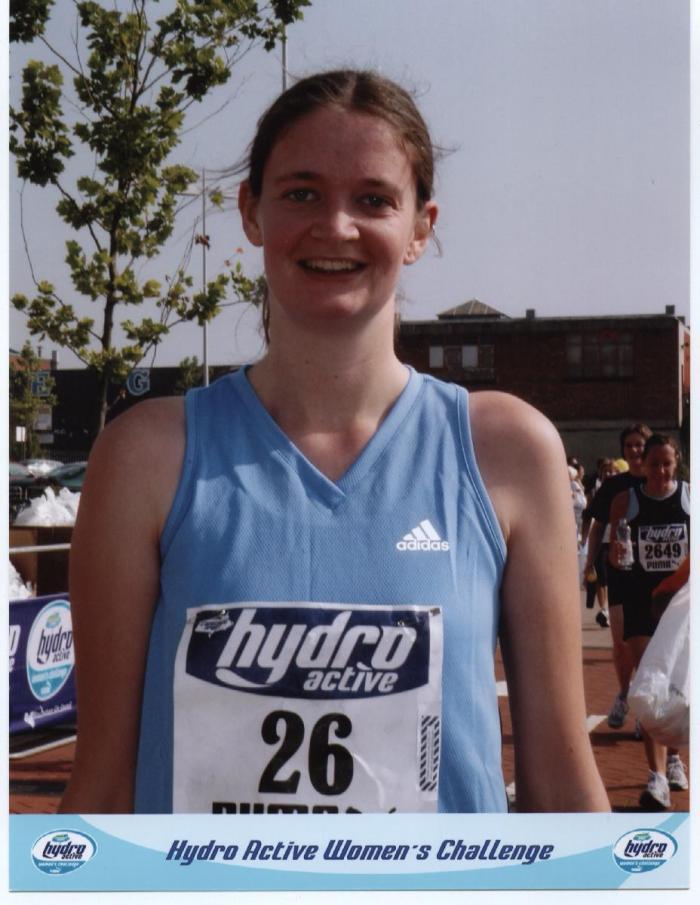 Hydroactive Challenge Finish 2005