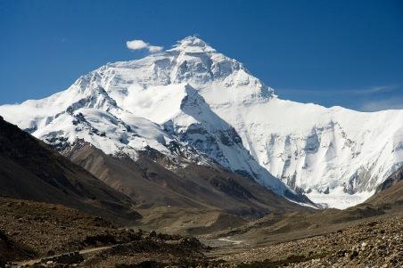 Mount Everest or Four Oaks? http://en.wikipedia.org/wiki/Mount_Everest