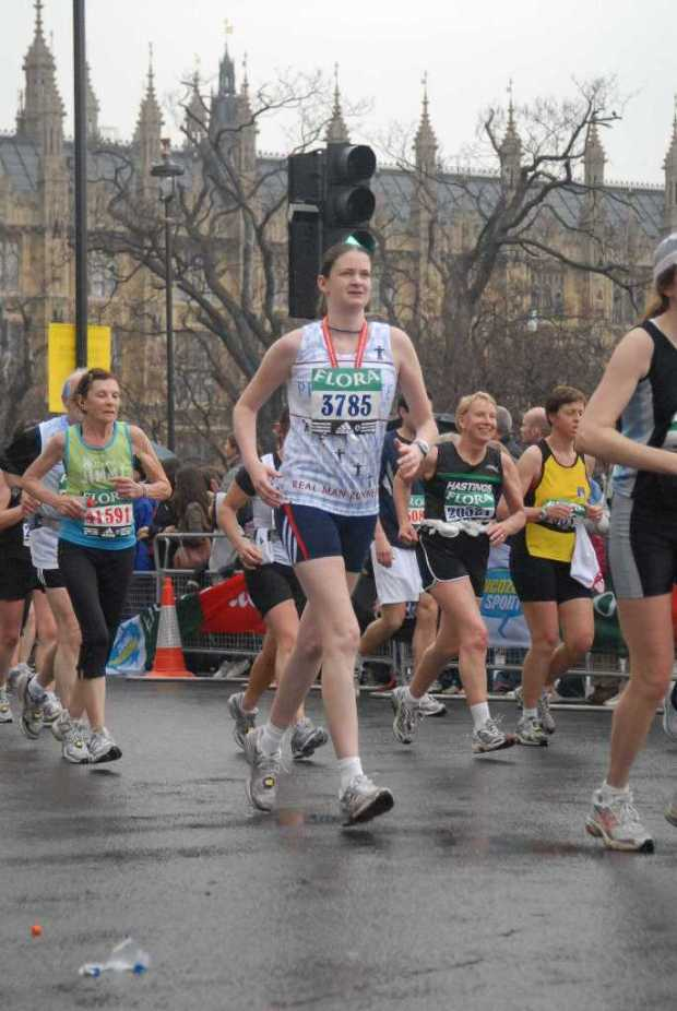 London Marathon 2006