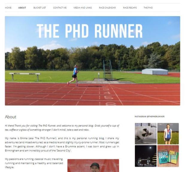 the-phd-runner