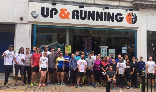 up-running