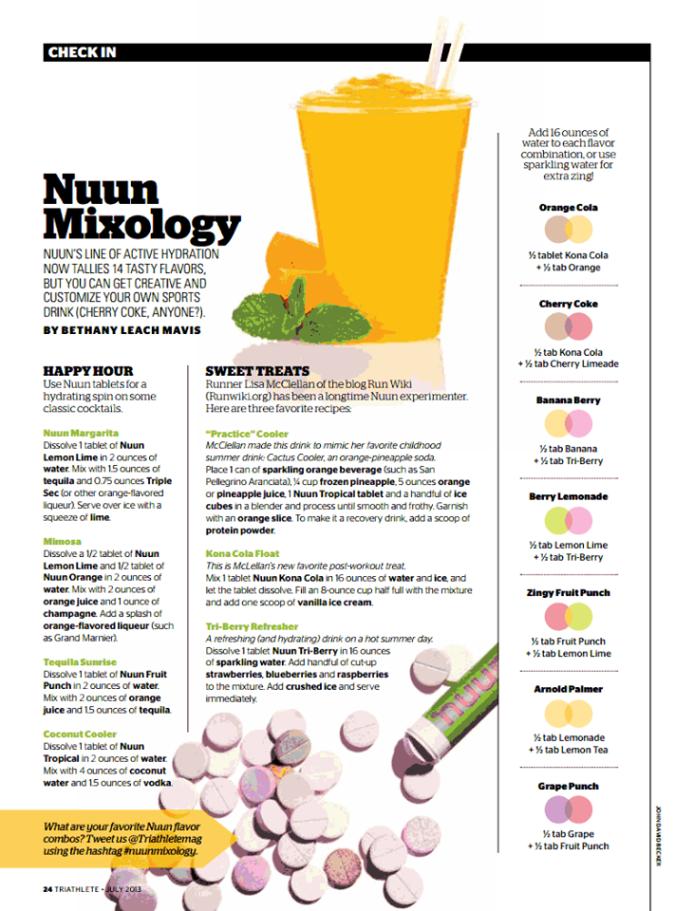 Nuun Mixology