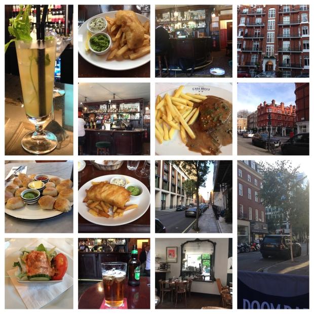 London memories