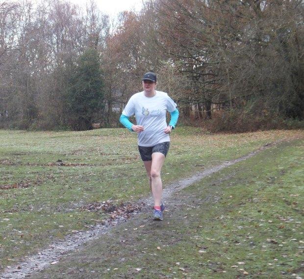 Cambridge Half training