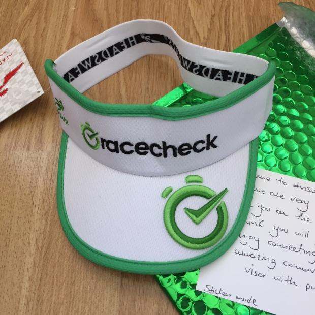 Racecheck visor
