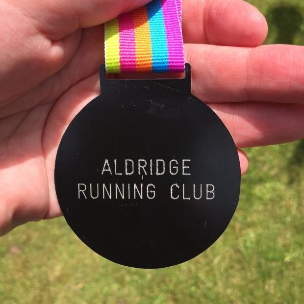 Aldridge medal