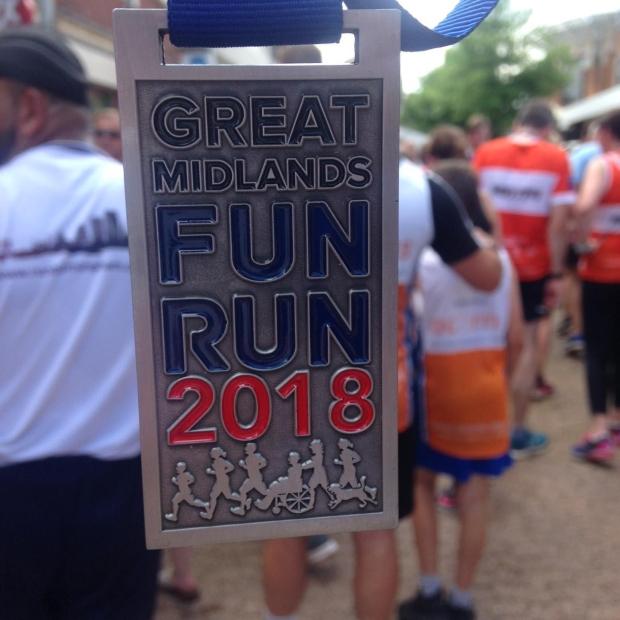 GMFR 2018 medal