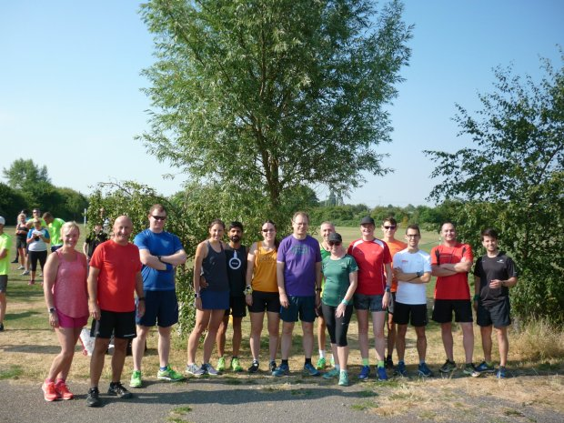 Didcot parkrun group 1