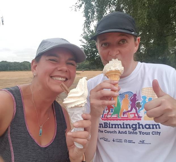 Sutton Park ice cream