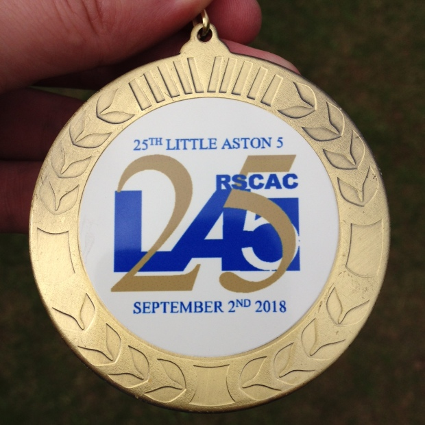 LA5 medal