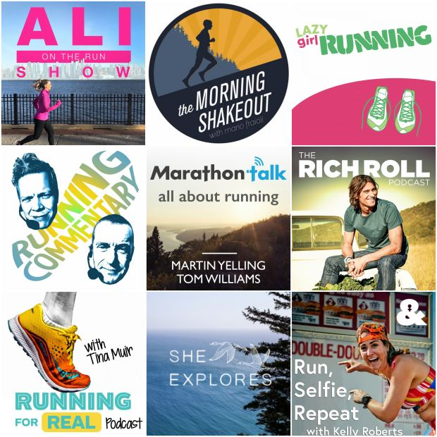 Running Podcasts