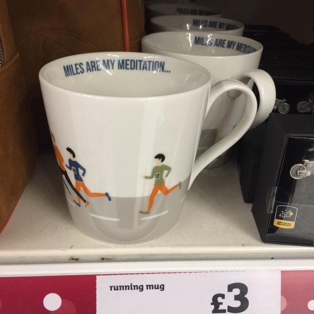 Sainsburys mug
