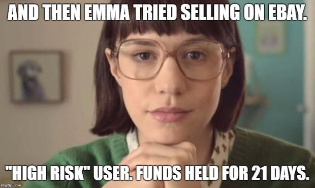 eBay woes