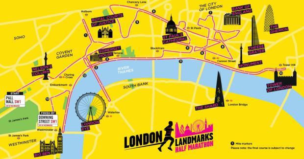 LLHM Map