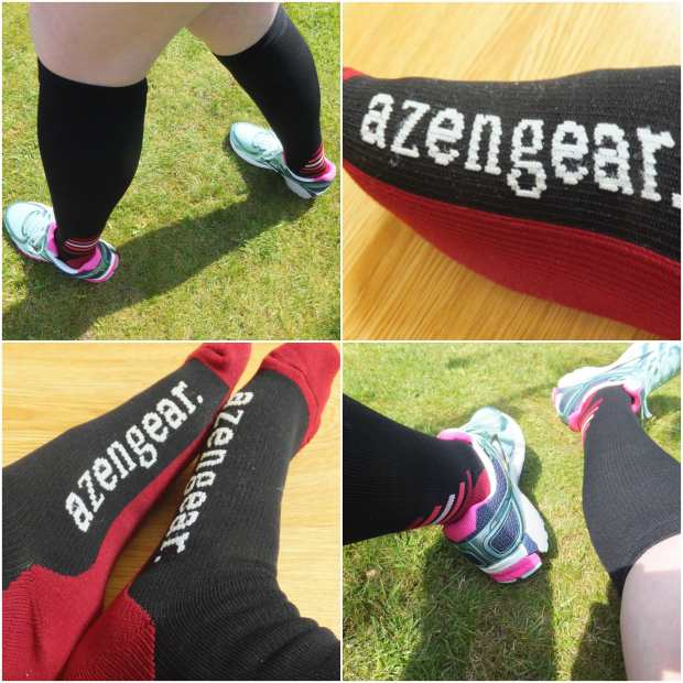 aZengear compression socks