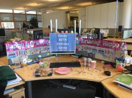 Work birthday 1