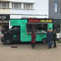 Chicken Van