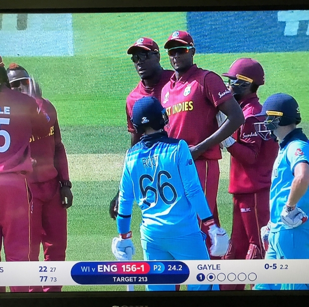 ENGvWI cricket