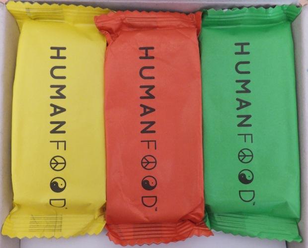 Human Food x 3