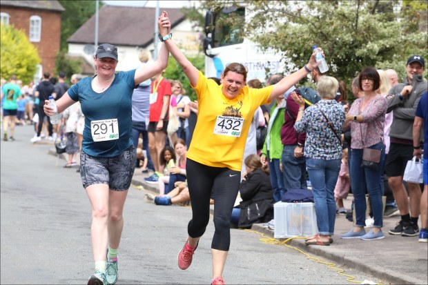 Shenstone Fun Run
